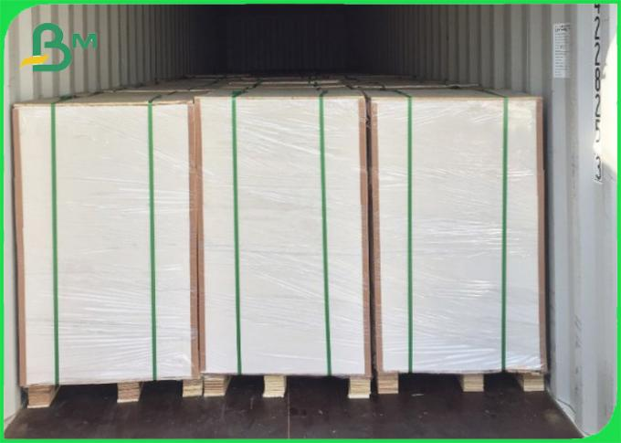 70gsm 80gsm Bond Sheet Paper High Smoothness Woodfree Paper Roll /  Sheet