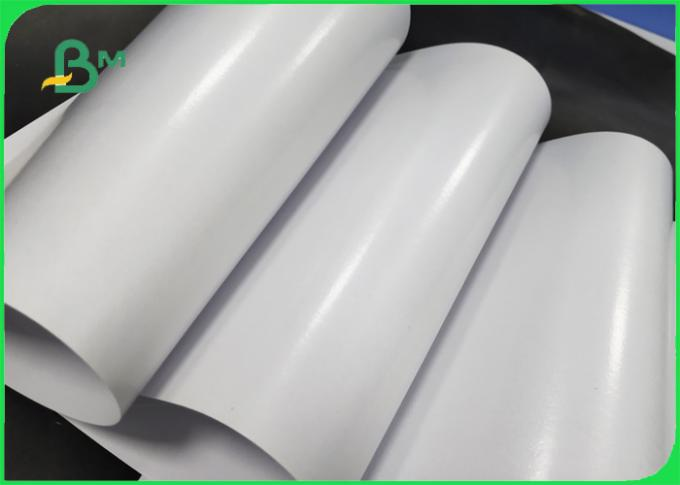 70g Base Paper Grease Proof Paper 10g Polyethylene 1060mm For Packing Drier