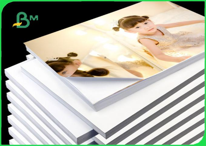 260g 300g High Glossy Photo Paper For Family Instant Dry Waterproof A3 A4 4R
